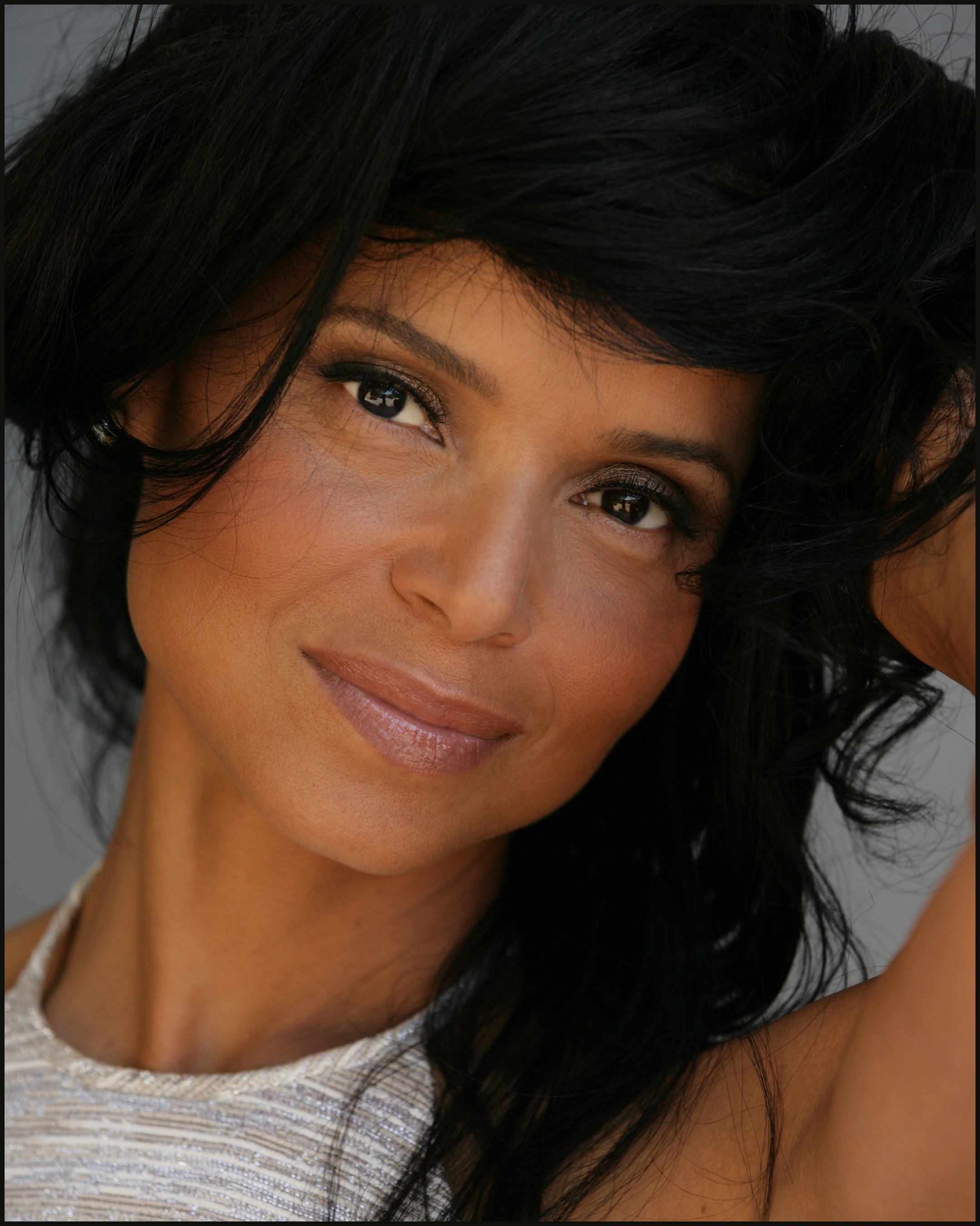 Victoria Rowell brother