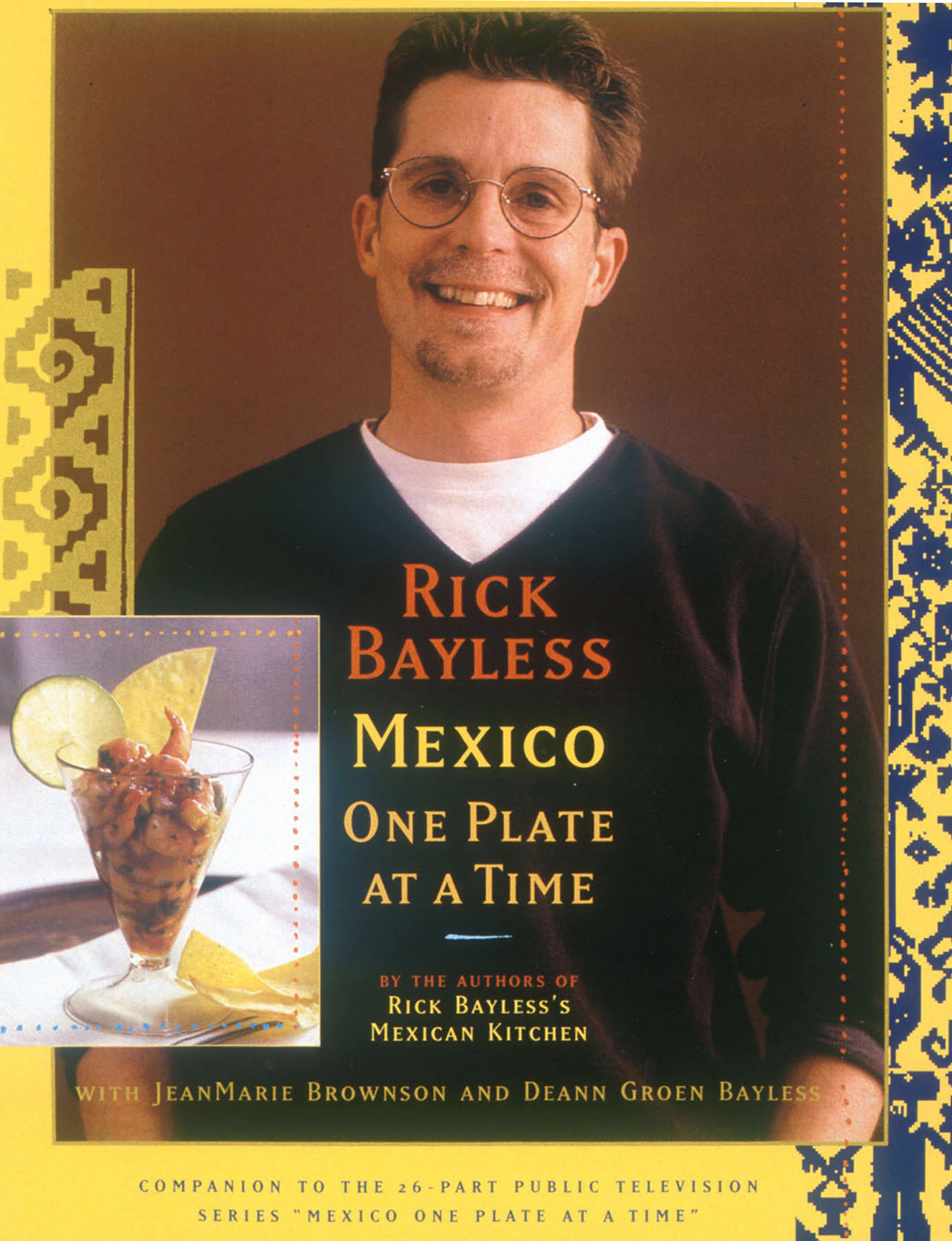 with the rick bayless the mexican kitchen one these fresh