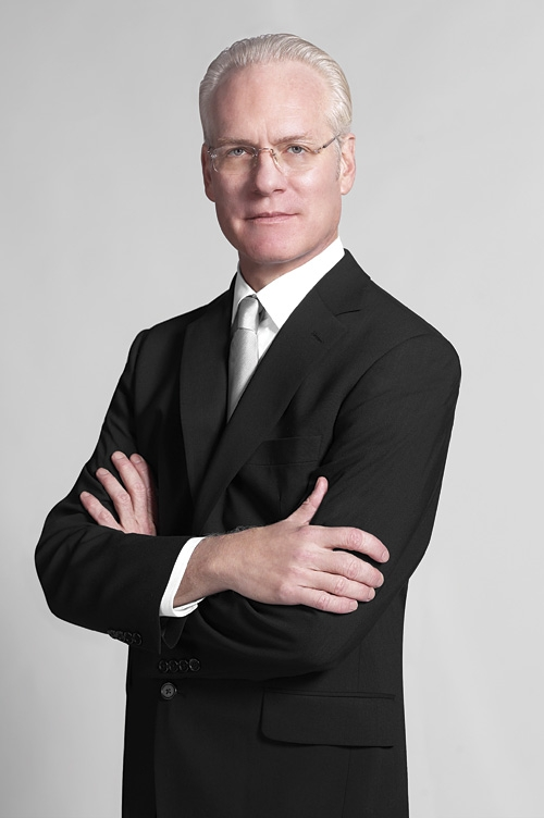 tim gunn height