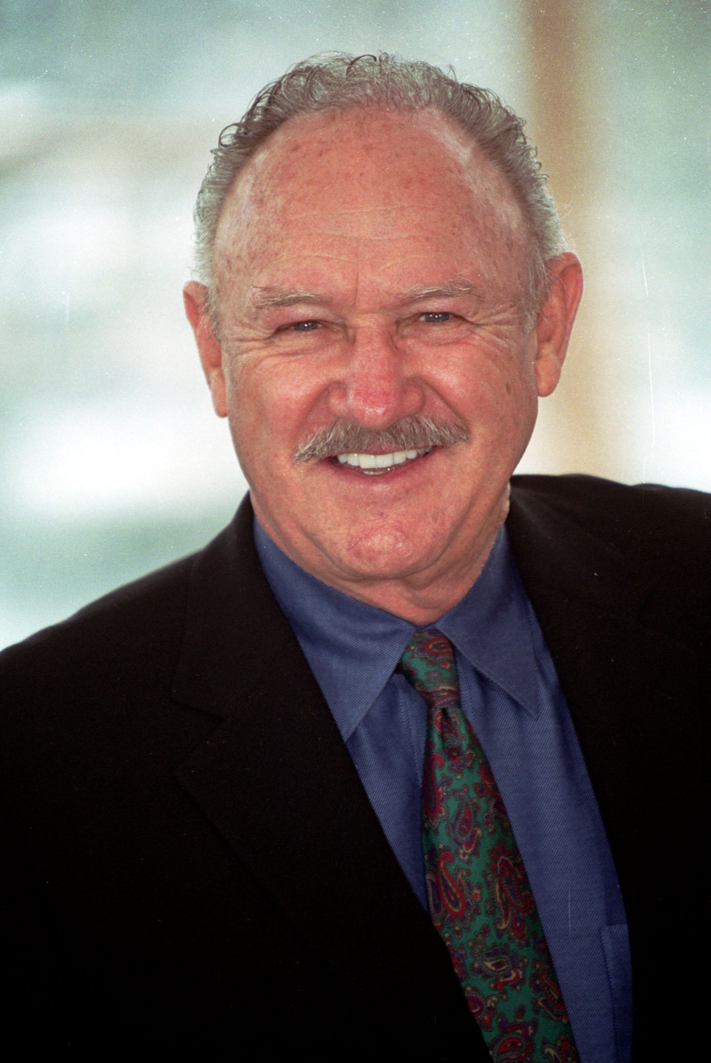 Gene Hackman Official Publisher Page Simon Amp Schuster
