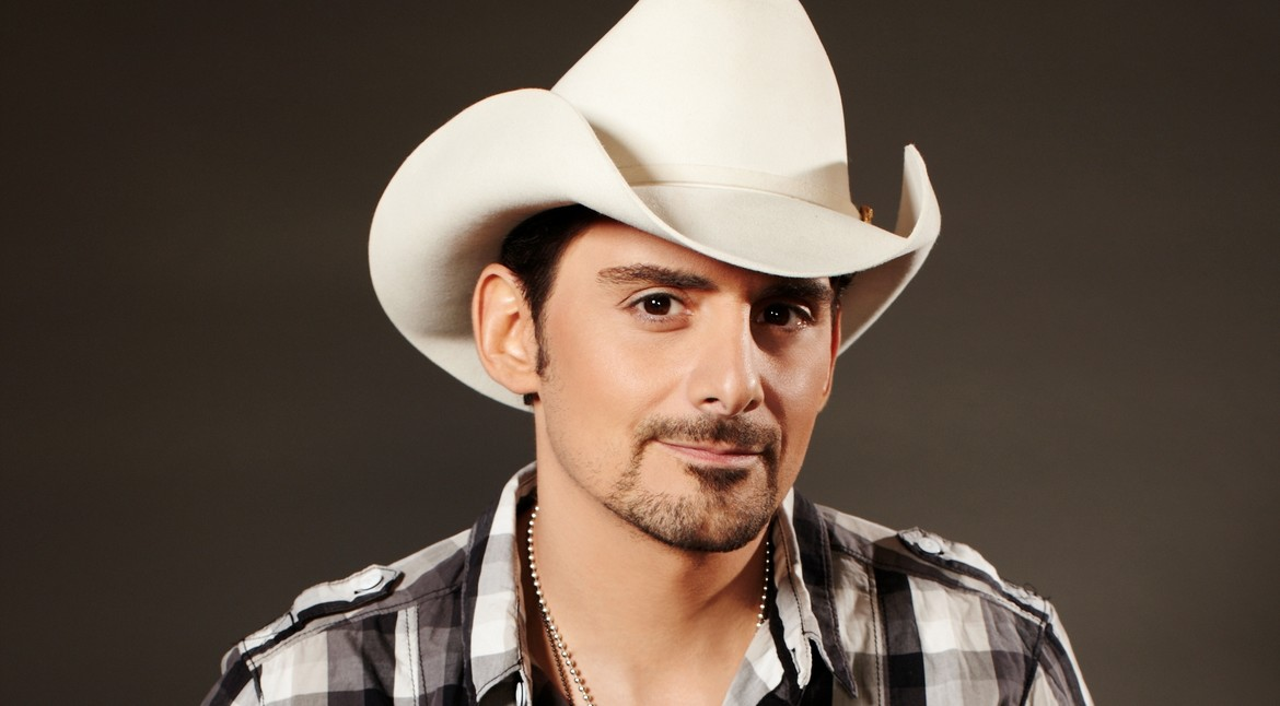 Brad Paisley | Official Publisher Page | Simon & Schuster