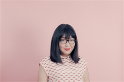 jenny han books: the summer i turned pretty - author photo