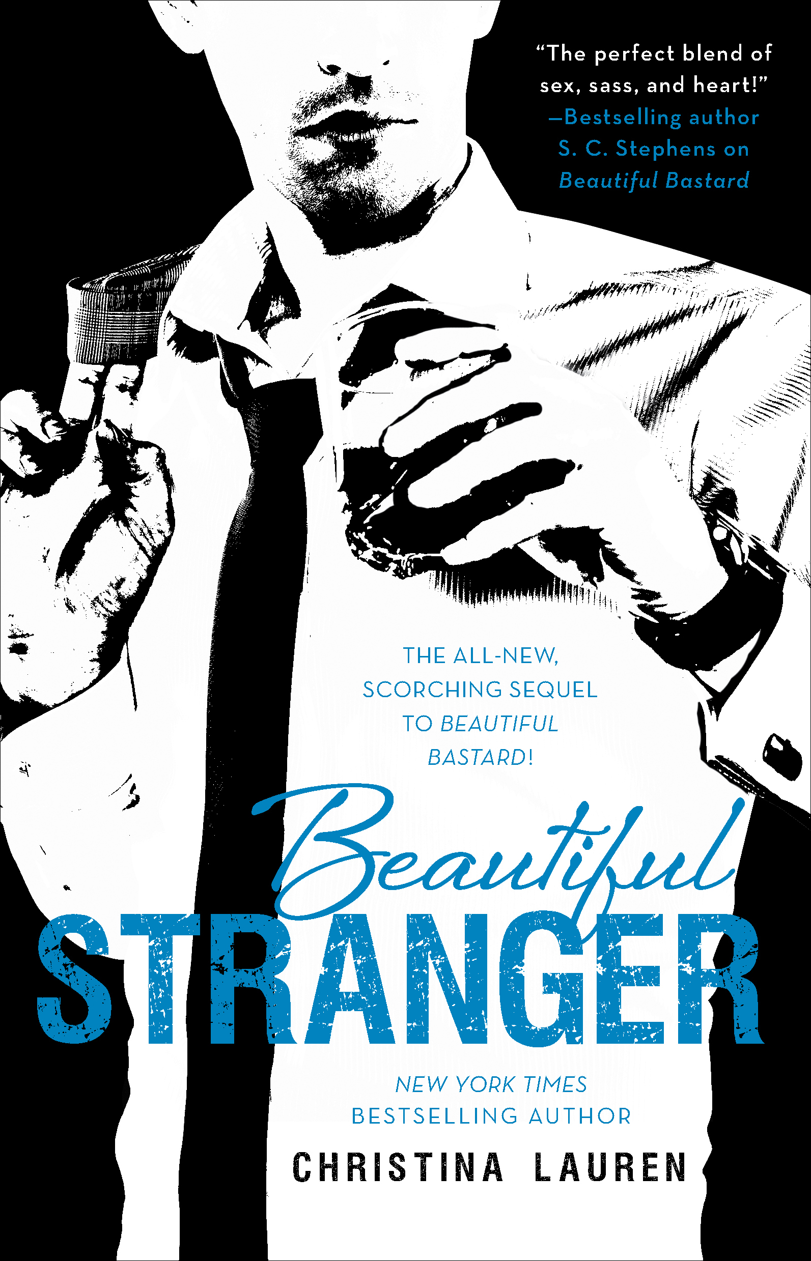 Beautiful stranger special signed edition 9781476797229 hr