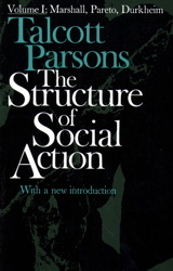 Structure of Social Action 2ed v1