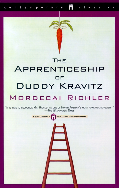 a literary analysis of the apprenticeship of duddy kravitz by mordecai richler Mordecai richler: leaving st urbain richler's the apprenticeship of duddy kravitz although kramer is a literary scholar, his strongest analysis is of richler.