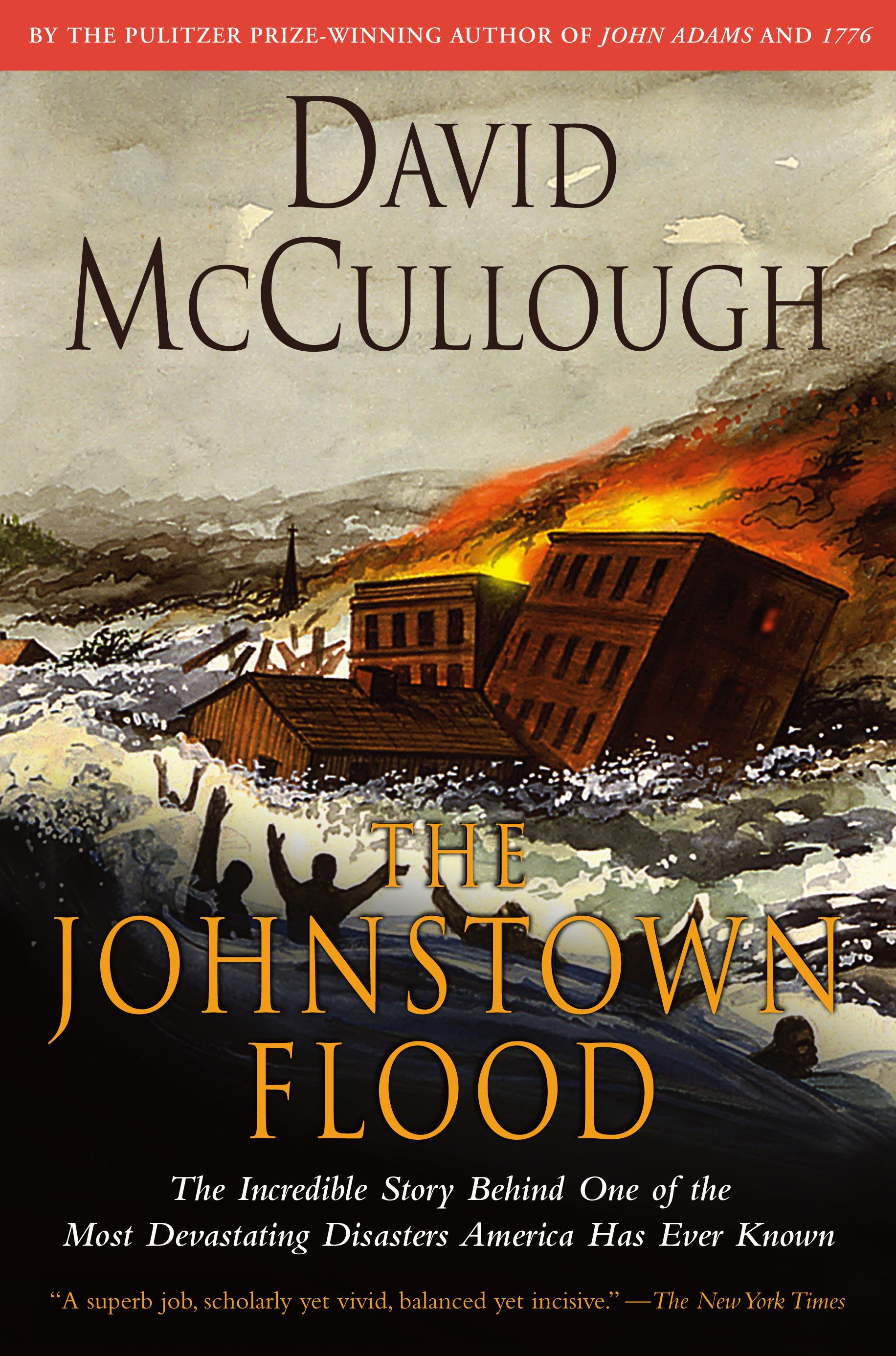 Image result for johnstown flood david mccullough