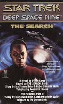 The Star Trek: Deep Space Nine: The Search