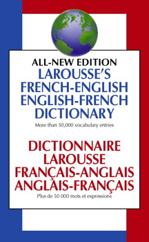 Larousse French English Dictionary