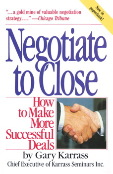 Negotiate to Close