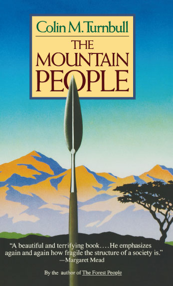 an analysis of the book the forest people by colin turnbull I just finished a wonderful book, colin turnbull's the forest people turnbull lived `a while' (pygmies don't measure time with a watch or a calendar) with african .