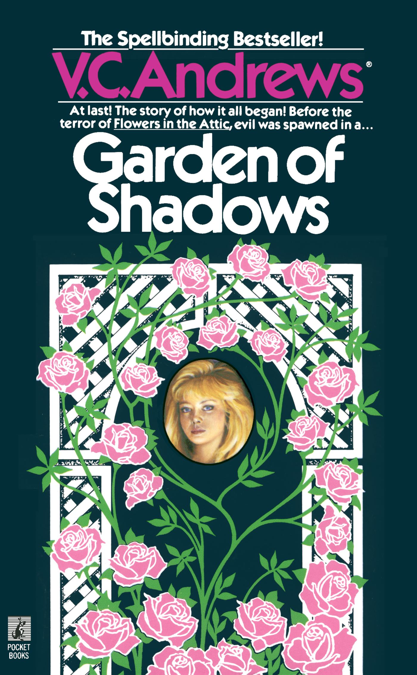 Garden of Shadows Book by V C Andrews ficial Publisher Page