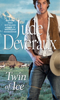 Twin of Ice book cover