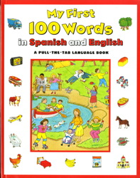 My First 100 Words in Spanish/English