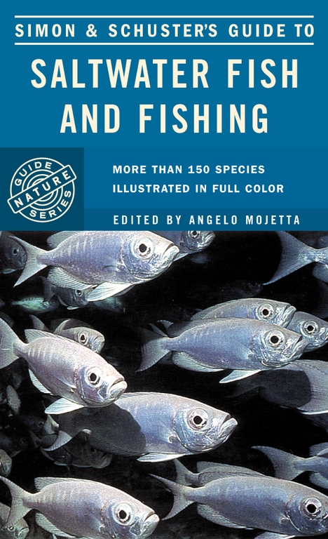 Simon schuster 39 s guide to saltwater fish and fishing for Where to buy saltwater fish