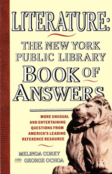 Literature: New York Public Library Book of Answers