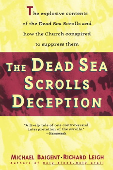 Dead sea scrolls deception book by michael baigent official dead sea scrolls deception book by michael baigent official publisher page simon schuster fandeluxe Gallery