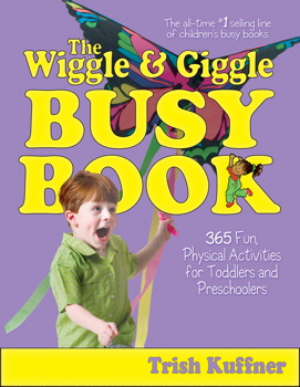 The Wiggle & Giggle Busy Book