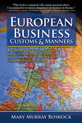 European Business Customs & Manners