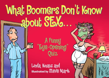 What Boomers Don't Know about Sex