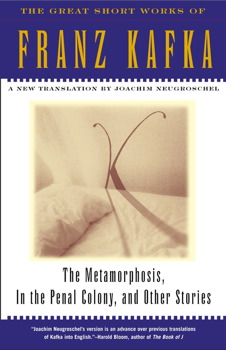 The Metamorphosis, in the Penal Colony and Other Stories