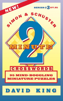 SIMON & SCHUSTER TWO-MINUTE CROSSWORDS Vol. 3