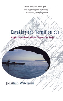 Kayaking the Vermilion Sea