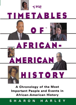 Timetables of African-American History