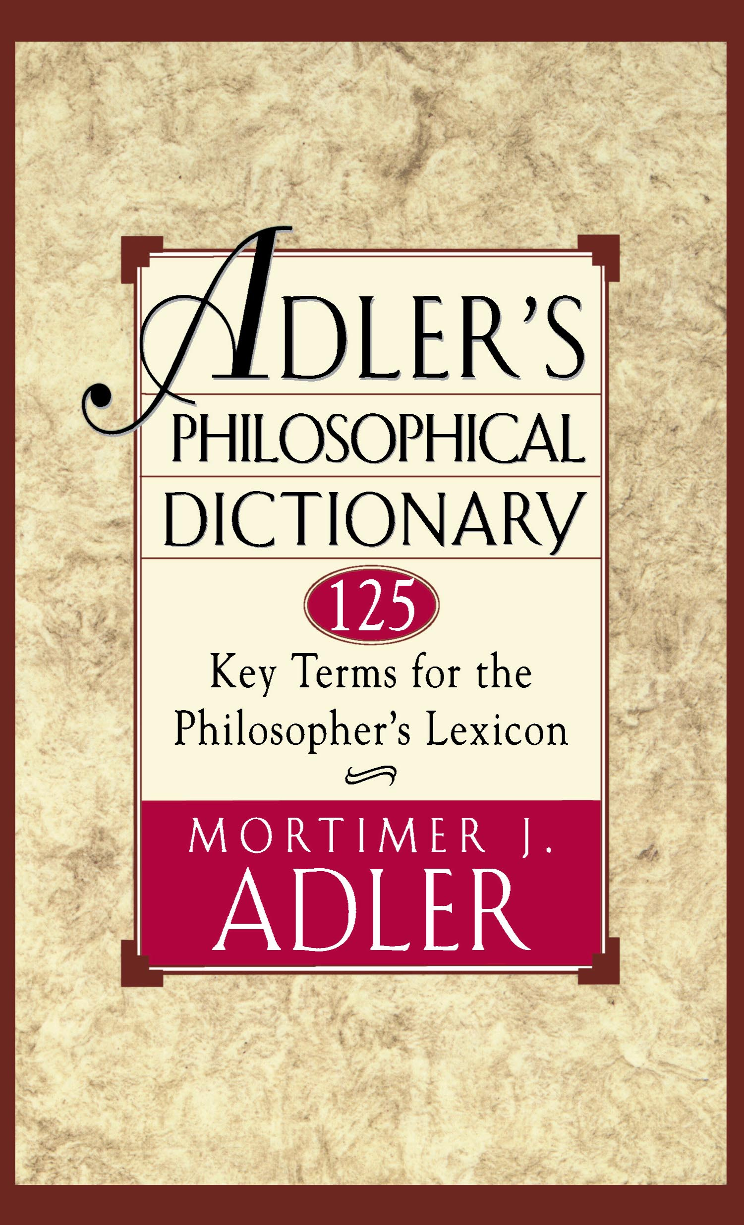 essay on adult education by mortimer j adler Essays for the 21st century on major contributions to adult education mortimer j adler earned an undergraduate degree in philosophy at.