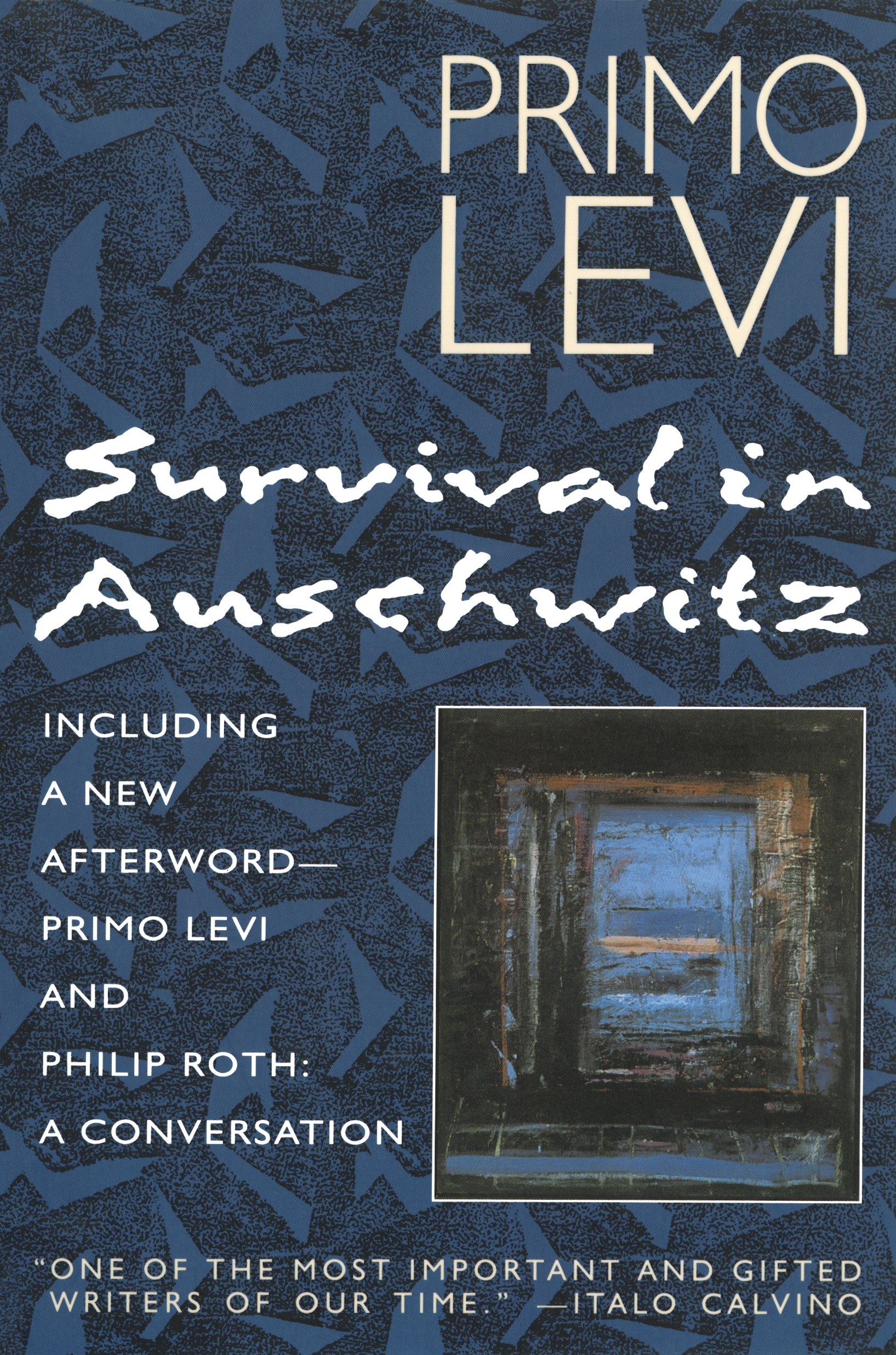 an analysis of primo levis survival in auschwitz The striking thing about primo levi's testimony, survival in auschwitz, is that the germans barely figure in his account at all it is a book about the holocaust in which the ultimate perpetrators are almost entirely absent in so far as they do appear, they are seen from a distance, glimpsed .