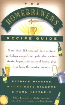 The Homebrewers' Recipe Guide