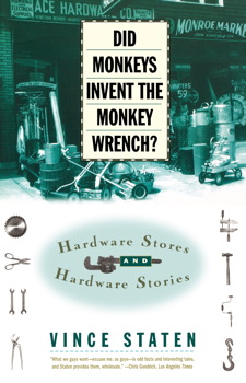DID MONKEYS INVENT THE MONKEY WRENCH?