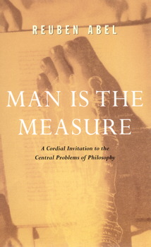 Man is the Measure