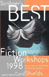 Scribners Best of the Fiction Workshops 1998