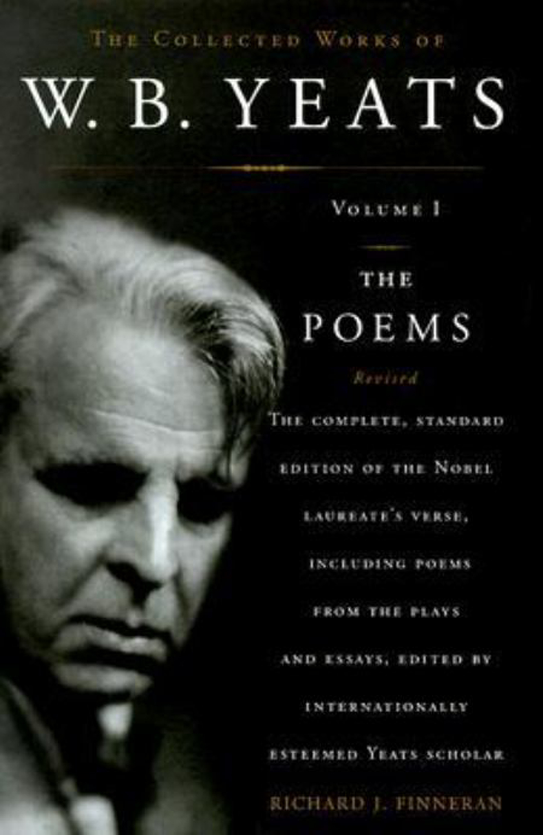 the collected works of w b yeats book by richard j finneran cvr9780684839356 9780684839356 hr