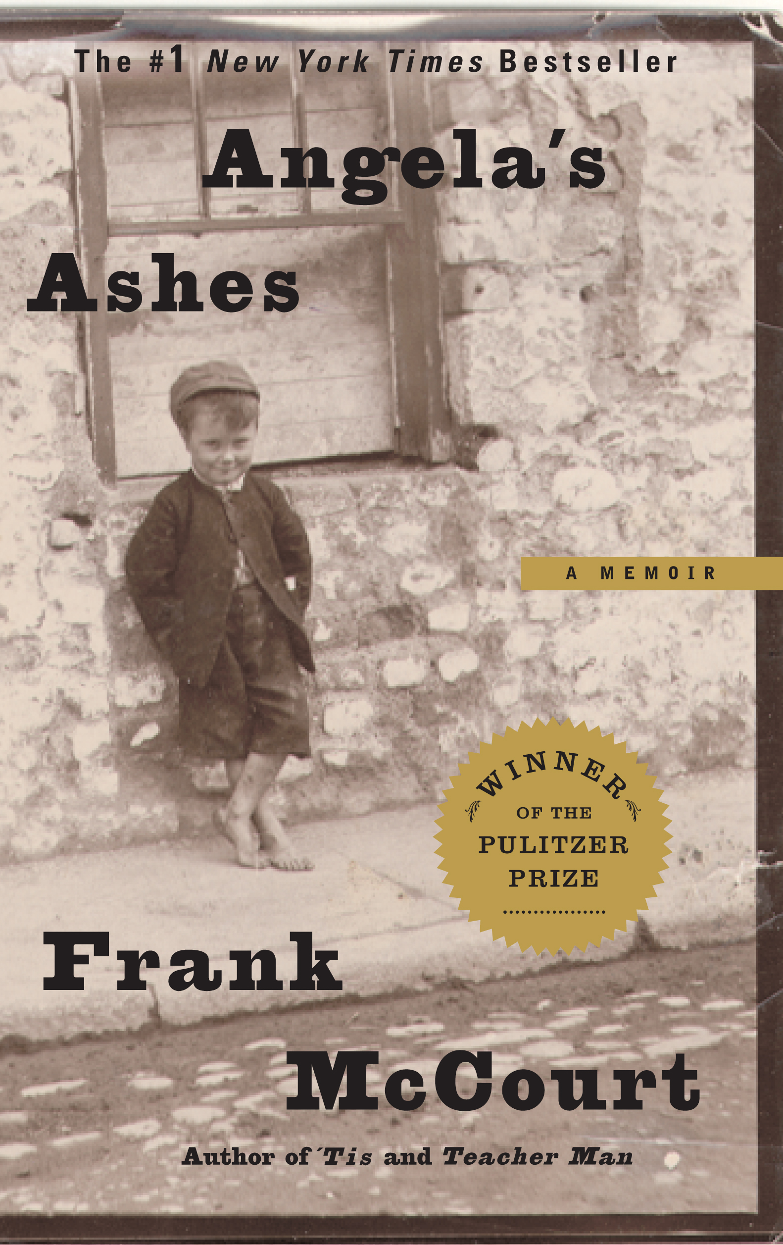 the challenges of frank in angelas ashes a book by frank mccourt The paperback of the a monk swimming: a memoir by malachy mccourt at  a monk swimming, picks up the mccourt  read angelas ashes,.