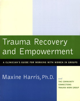 Trauma recovery and empowerment book by maxine harris official trauma recovery and empowerment fandeluxe Image collections