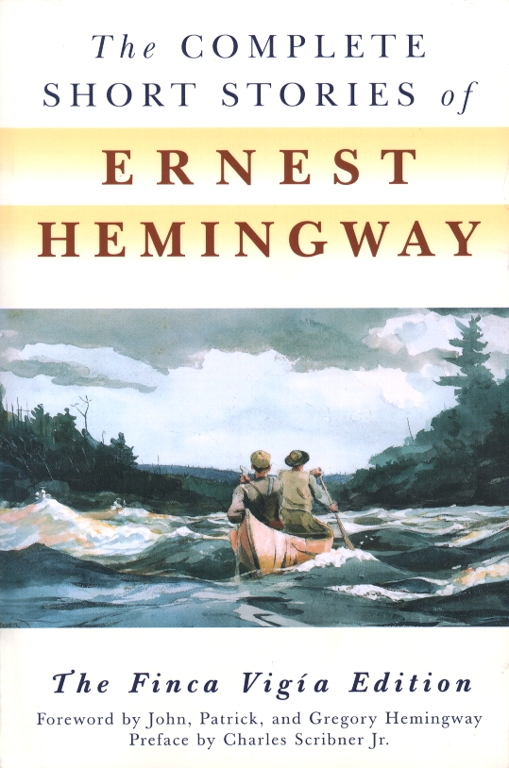 the use of contrasting settings and generalized characters in ernest hemingways short story a clean  Central to this aim is the use of author surrogatesi prose the story goes in which the faculty characters and passed through.