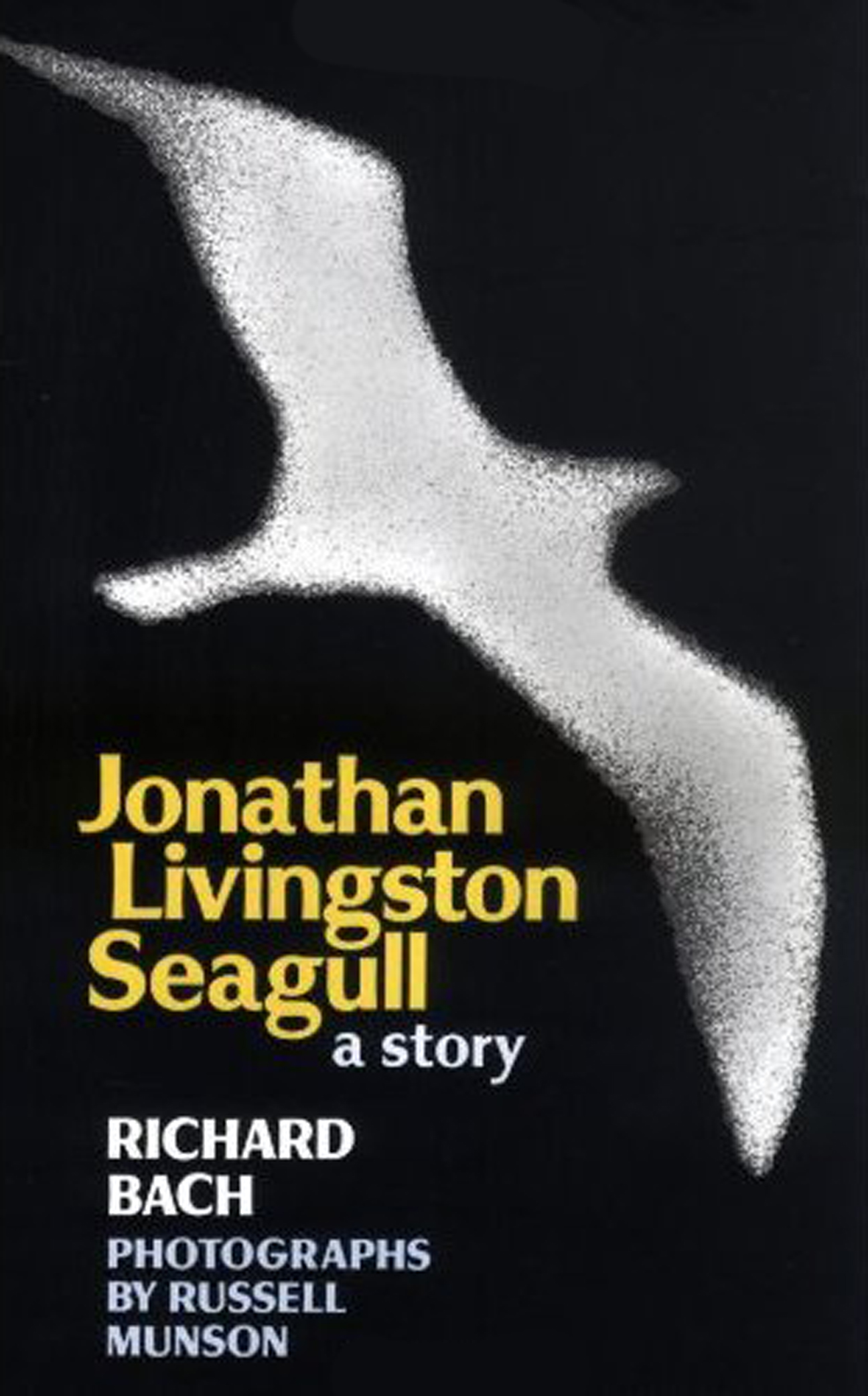 jonathan livingston seagull written by richard bach Introduction: most gulls don't bother to learn more than the simplest facts of flight  --how to get from shore to food and back again, writes author richard bach in.