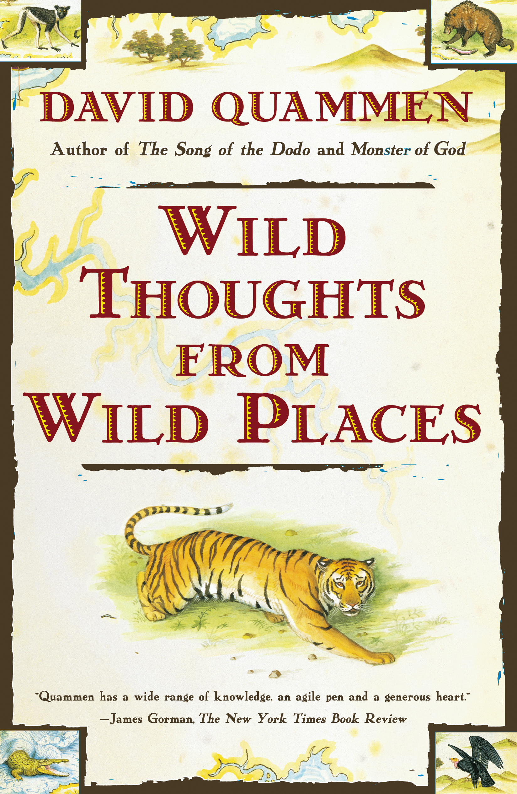 Wild thoughts from wild places book by david quammen official cvr9780684852089 9780684852089 hr fandeluxe Images