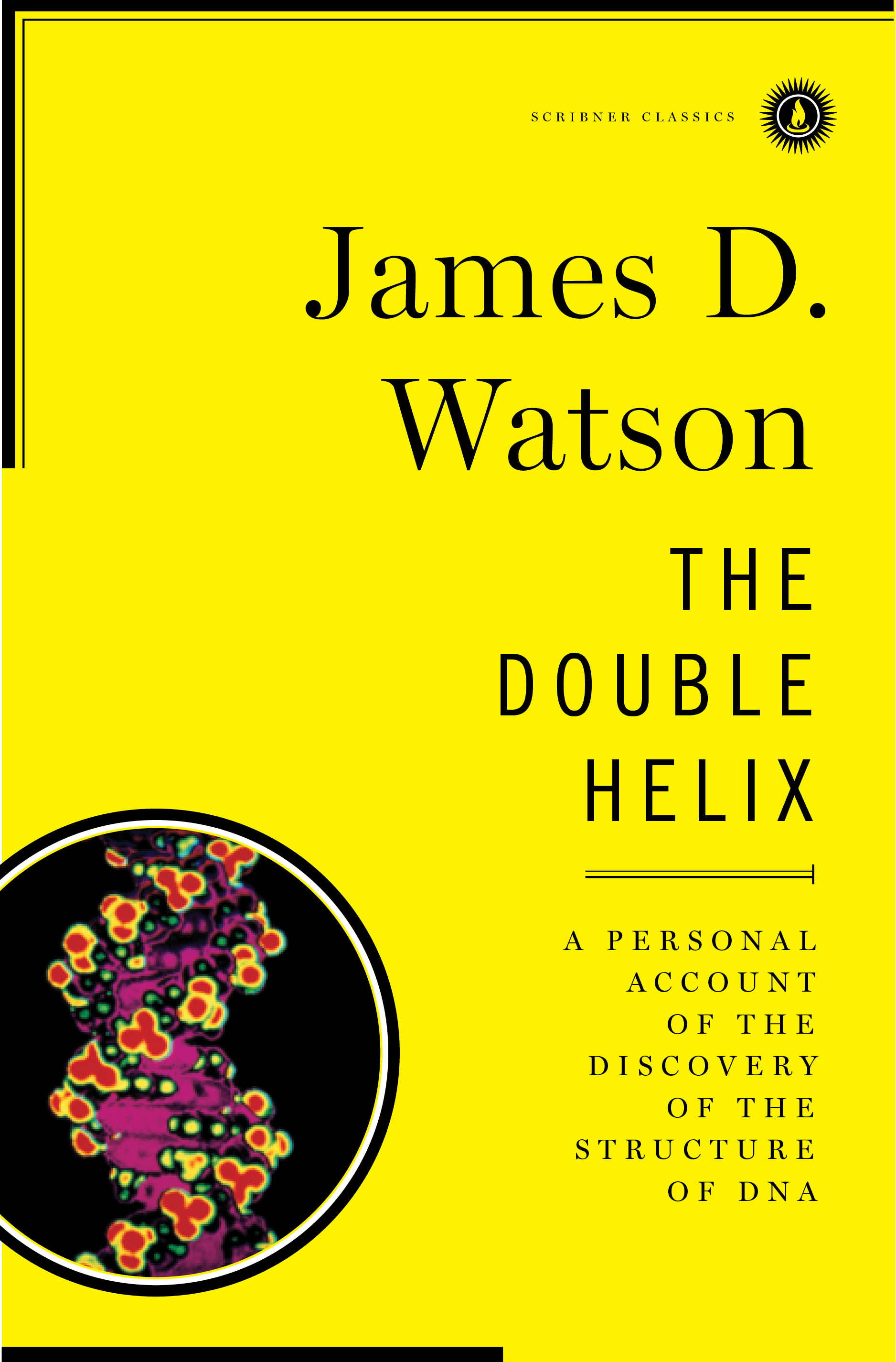 double helix book report The characters in the double helix this page gives a small description of the main characters in the double helix james d watson: james (jim) watson is the narrator of this book.