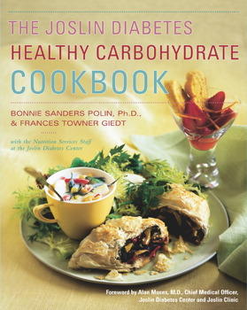 The Joslin Diabetes Healthy Carbohydrate Cookbook