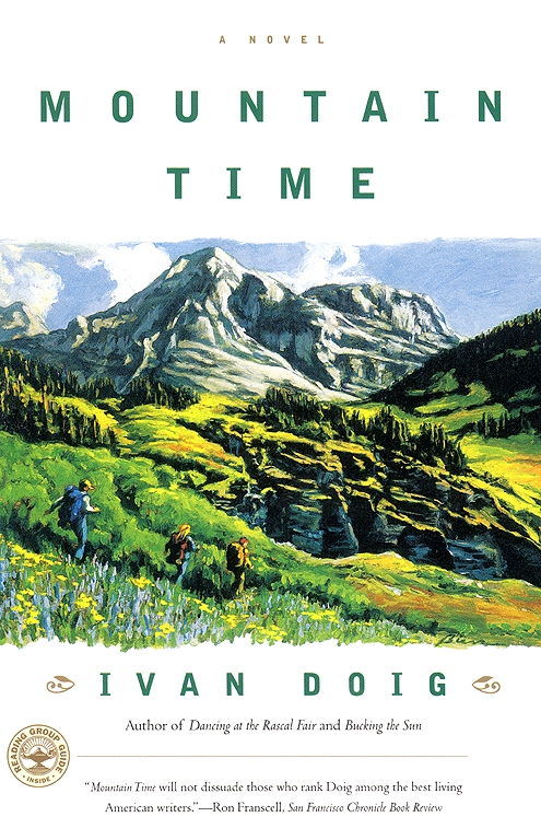 Ivan Doig Official Publisher Page Simon Schuster