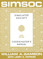 SIMSOC: Simulated Society, Coordinator's Manual