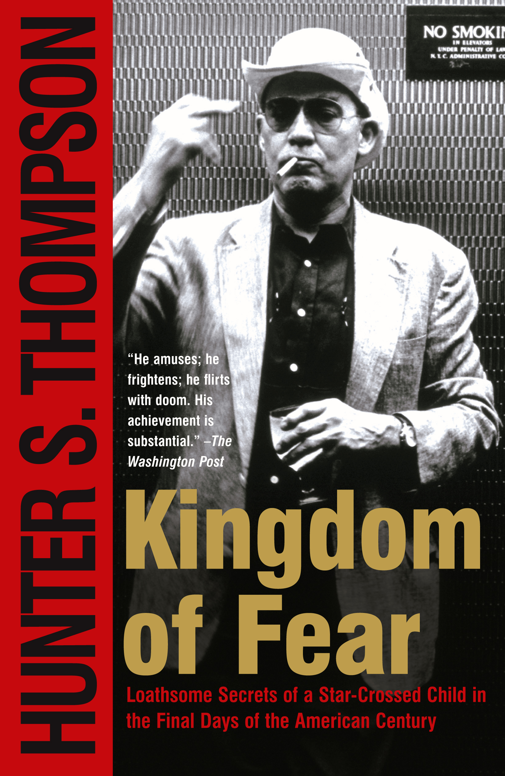 Kingdom of fear book by hunter s thompson official publisher book cover image jpg kingdom of fear madrichimfo Choice Image