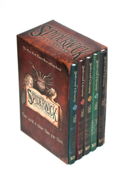 The Spiderwick Chronicles (Boxed Set)