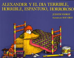 Alexander y el Dia Terrible, Horrible, Espantoso, Horroso