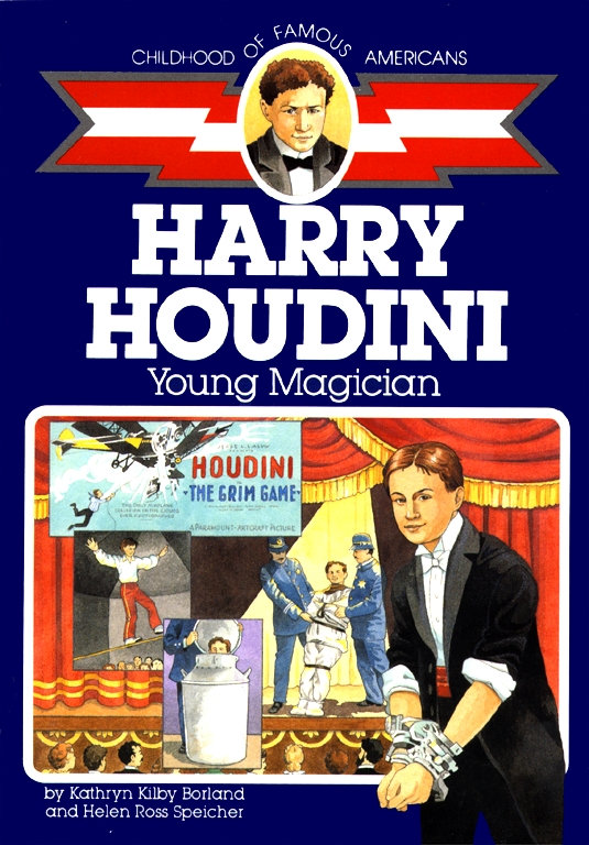 a biography of harry houdini a magician Harry houdini remains one of the most famous magicians in history about this time, houdini purchased a magician trick (magicians often bought tricks of the trade from each other) called metamorphosis that involved two people trading places in a locked trunk onstage behind a screen.