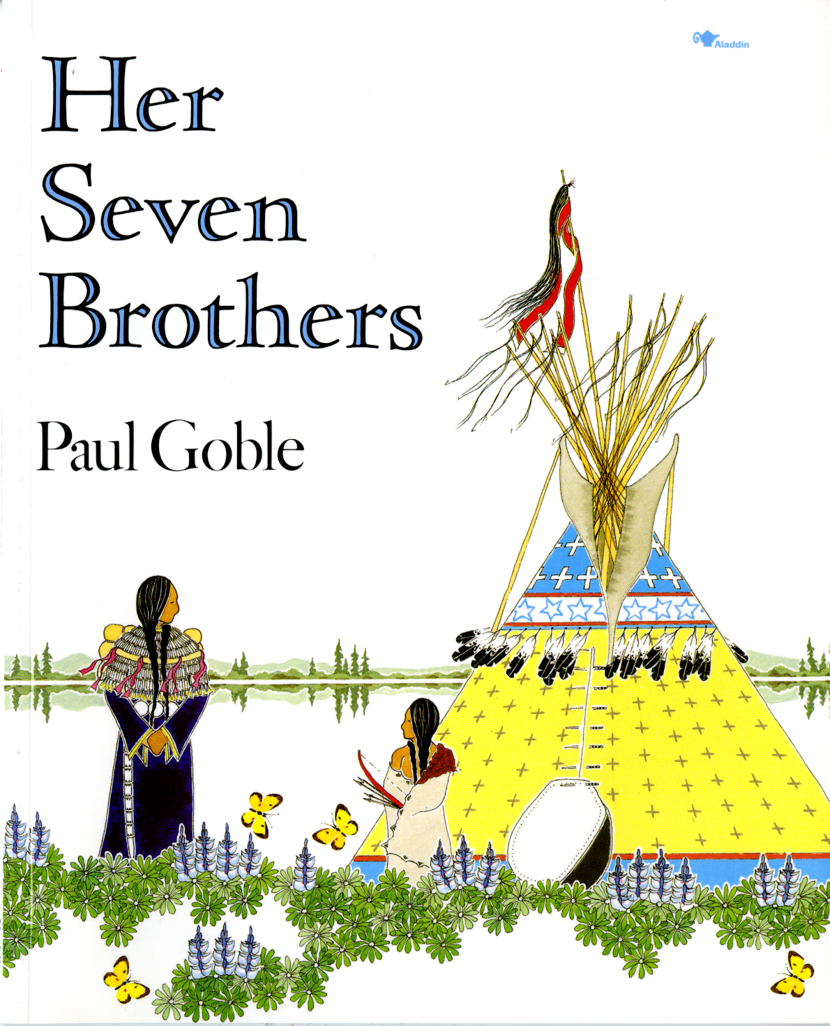 her seven brothers book by paul goble official