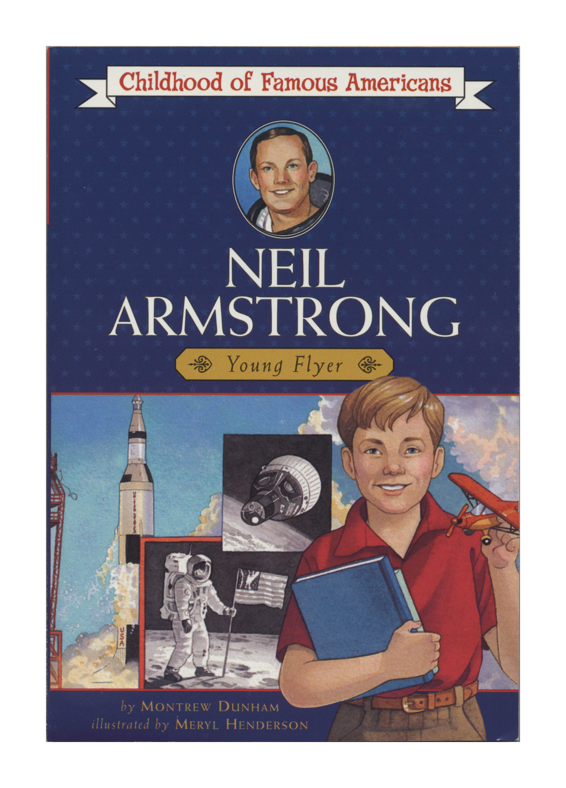 neil armstrong book covers - photo #12