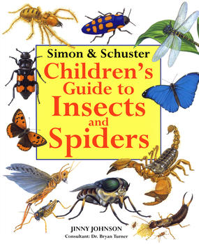 Simon & Schuster Children's Guide to Insects and Spiders